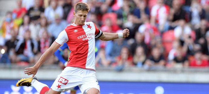 Milan Škoda penaltu s přehledem proměnil