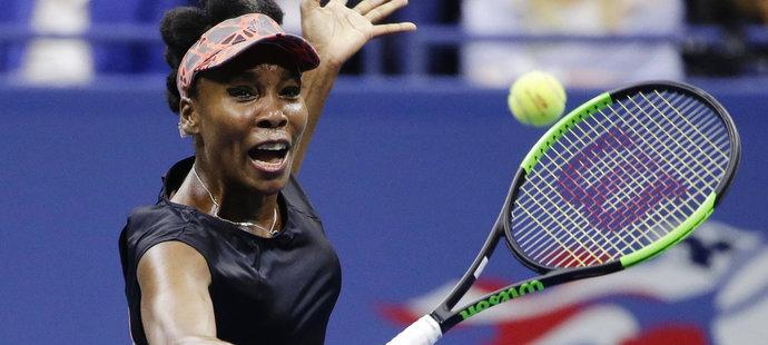 Venus Williamsová si o titul nezahraje