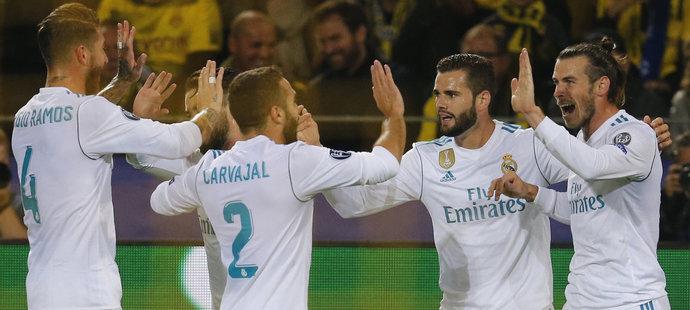 Dortmund v LM znovu padl, nestačil na Real. Kane zničil hattrickem APOEL