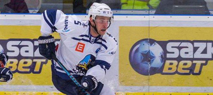 Hokejisté Kladna nestačili na domácím ledě na Přerov