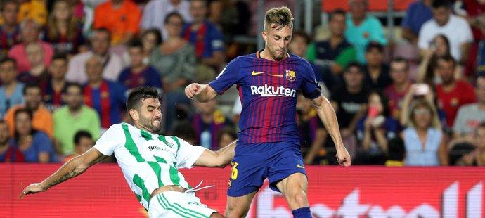 Gerard Deulofeu se v létě vrátil do Barcelony