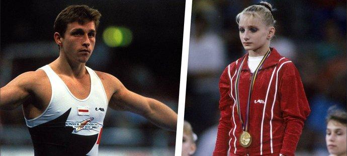 V roce 1991 jako patnáctiletou gymnastku Taťjanu Gucuovou znásilnil její kolega z reprezentace SSSR Vitalij Ščerbo