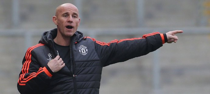 Nicky Butt pochází ze slavného ročníku 1992, nyní v Manchesteru United šéfuje klubové akademii