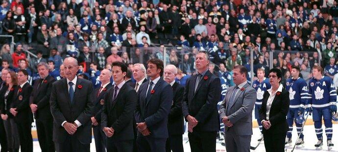 Hokejová síň slávy v Torontu má nové členy