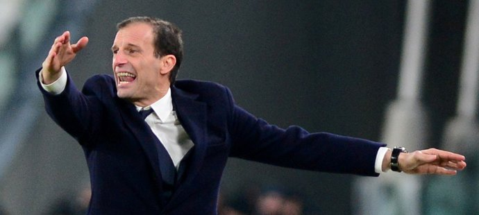 Massimo Allegri -  kouč Juventusu