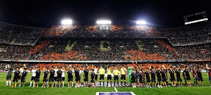 Stadion Valencie - Mestalla