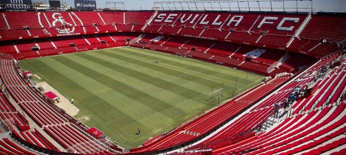 Stadion Sevilly - Ramón Sánchez Pizjuán