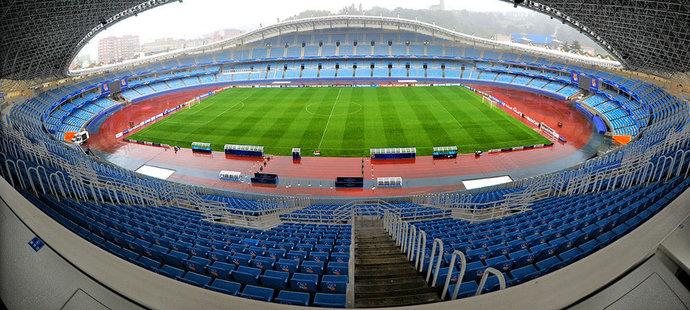 Stadion Realu Sociedad - Anoeta