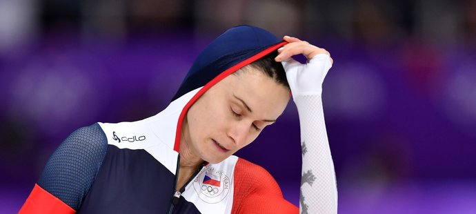 Zklamání Martiny Sáblíkové bylo pochopitelné, ale na olympiádě nezajela trojku rychleji