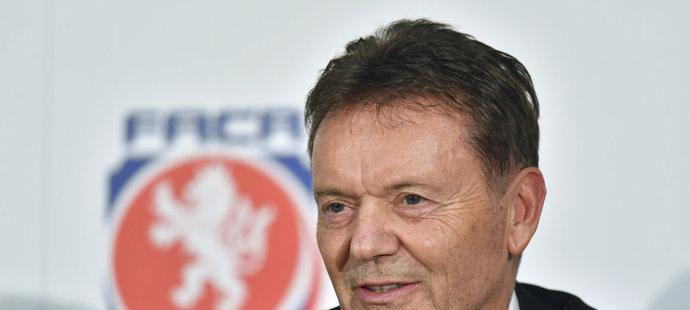 Místopředseda FAČR Roman Berbr? Podle deníku Sport nový lídr žebříčku TOP 50 nejmocnějších v českém fotbale