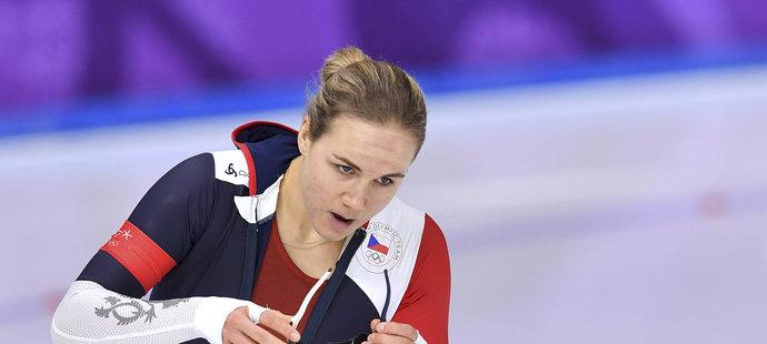 Karolína Erbanová může slavit zisk bronzové medaile