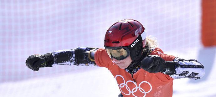 Ester Ledecká už v Koreji trénuje na snowboardu