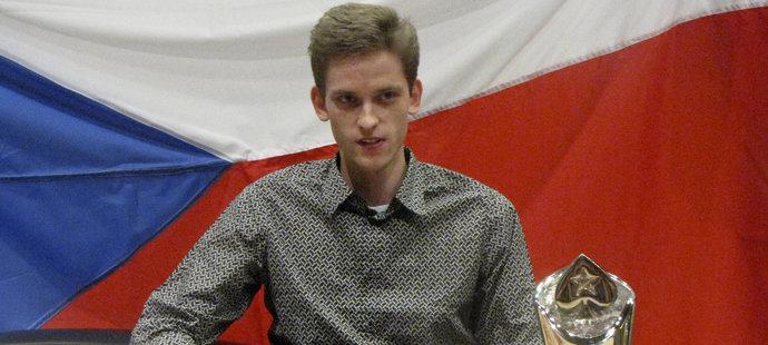 Jan Škampavyhrál v pokeru neuvěřitelných 17,5 milionu korun.