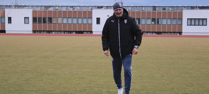 Syn trenéra Antonína Baráka válí v Itálii, on nabádá: Nebojte se chyb!