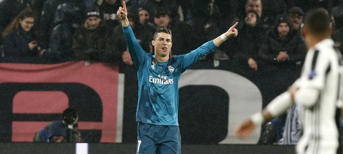 Ronaldo se prosadil hned v úvodu utkán