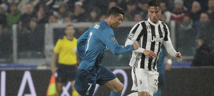 Juventus nezachytil úvod utkání, ve třetí minutě se trefil Ronaldo