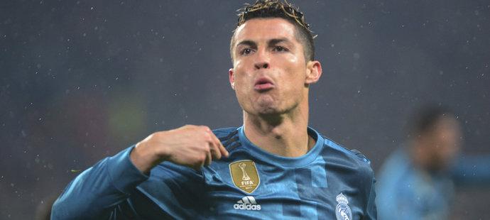 Ronaldo byl hlavním hrdinou večera