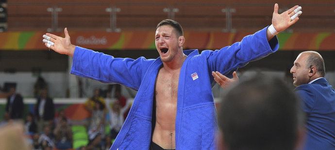 Má za sebou bolestivé období plné zranění, judista Lukáš Krpálek ale v sobotu půjde naplno do prvního vrcholu sezony, jímž je mistrovství Evropy v Tel Avivu.