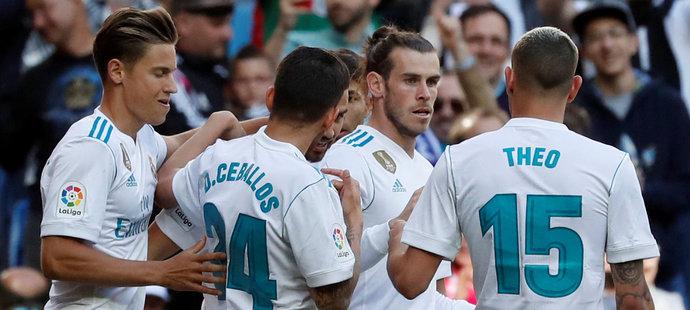 Real Madrid bez Cristiana Ronalda uspěl, i díky gólu Garetha Balea zdolal Leganés 2:1