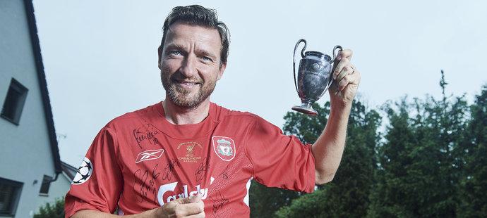 Minitrofej pro vítěze Champions League nechal hráčům vyrobit Liverpool