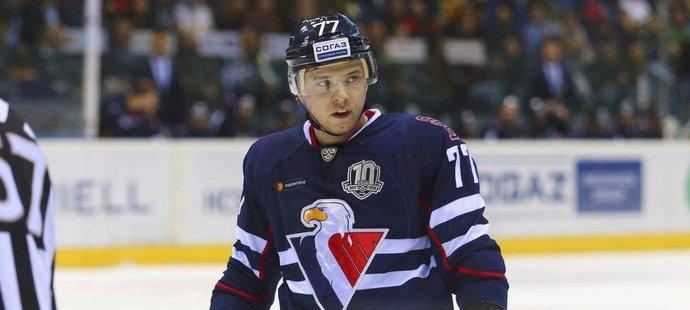 HC Slovan Bratislava již nepočítá se službami slovenského útočníka Martin Réwaye