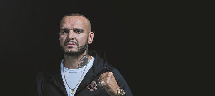 Rapper Rytmus se v ringu utká se svým kolegou Marpem