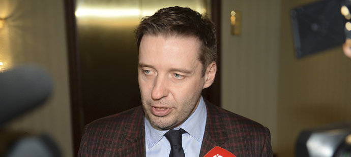 Šéf Ligové fotbalové asociace Dušan Svoboda