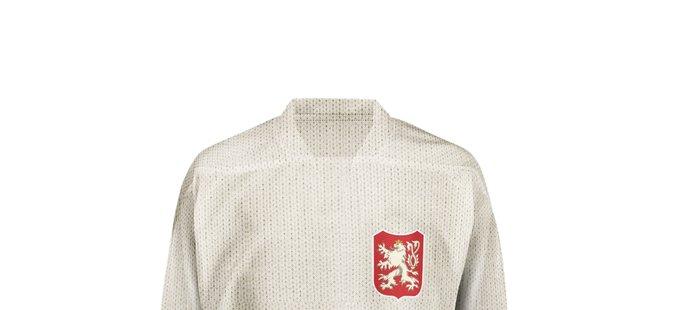 Reprezentační dres z roku 1911