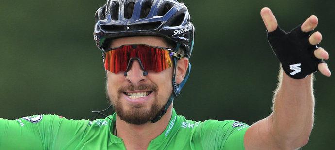 Peter Sagan potvrdil v páté etapě Tour svojí suverenitu
