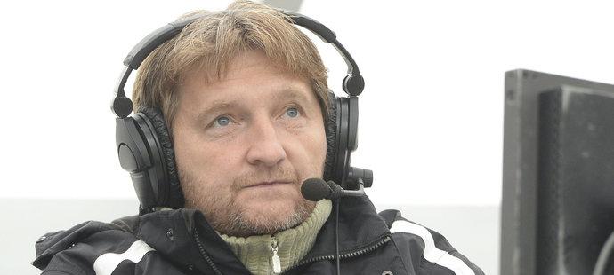 Jaromír Bosák je v Česku považovaný za jedničku mezi fotbalovými komentátory