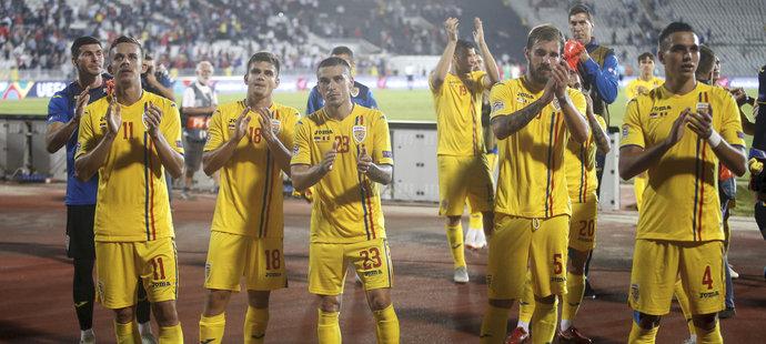 Stanciu provokoval gestem a opřel se do části fanoušků: Nejste patrioti!