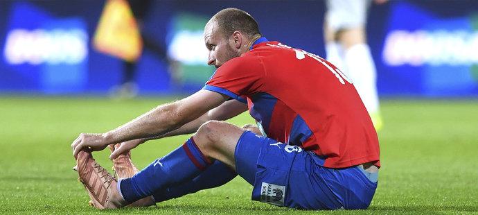 Útočník Plzně Michael Krmenčík má kvůli vážnému zranění po sezoně