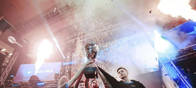 Nejúspěšnějším týmem na letošním MČR v počítačových hrách se stala eSuba.