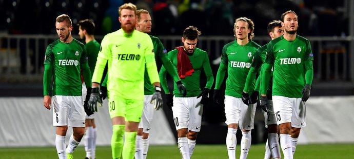 Jablonec - Rennes 0:1. Severočechy zradila koncovka, zářil Koubek
