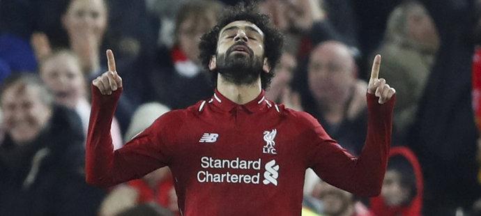 SESTŘIHY LM: Salah poslal Liverpool dál, slaví i PSG a Tottenham