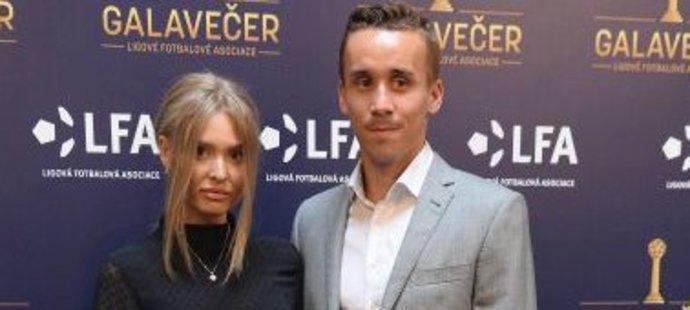 Josef Šural se svojí manželkou Denisou