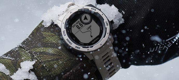 TEST hodinek Garmin Instinct: mnoho funkcí za rozumnou cenu