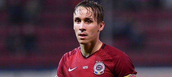 Fotbalový útočník Josef Šural míří ze Sparty do tureckého Alanyasporu