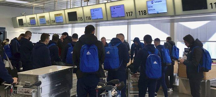 Fotbalisté Baníku Ostrava se přesunuli do Turecka, kde je čeká druhá část zimní přípravy
