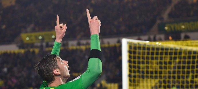 Argentinský útočník Emiliano Sala přestoupil v sobotu z Nantes do Cardiffu za 15 milionů liber (436 milionů korun)