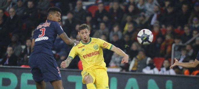 V aktuální sezoně Ligue 1 byl Emiliano Sala jedním z nejlepších střelců, za Nantes nasázel 12 z celkových 26 gólů