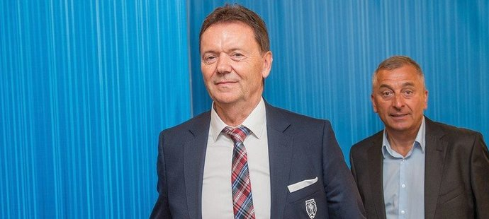 Místopředseda FAČR Roman Berbr