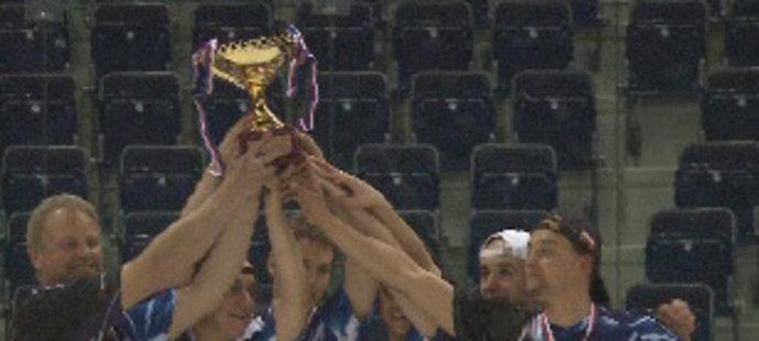 Český tým se nakonec radoval z bronzu.