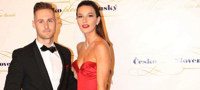 Miss Švantnerová a její fotbalista Patrik Dressler
