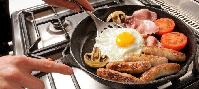 Díky tepelné úpravě se může zlepšit využitelnost některých živin.