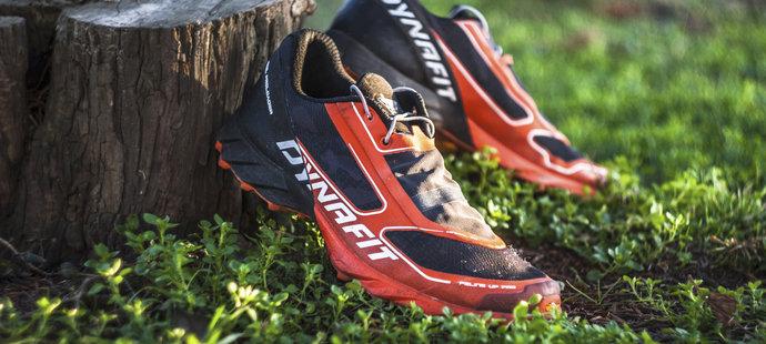 Závodní bota do terénu Dynafit Feline Up Pro