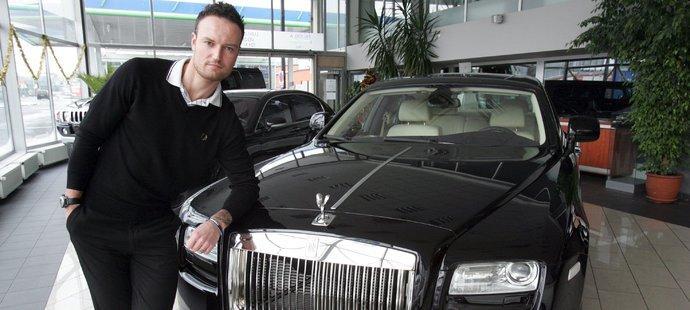 Martin Jiránek si před 9 lety koupil Rolls Royce