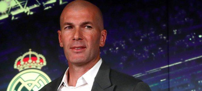 Zinedine Zidane se vrátil do role kouče Realu Madrid