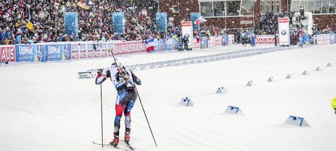 Michal Krčmář v závěrečném kole přišel o hůl, boj o 4. místo proti Roku Tršanovi ze Slovinska zvládl