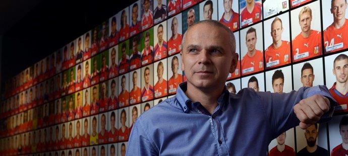 Vítězslav Lavička, trenér Slasku Wroclav